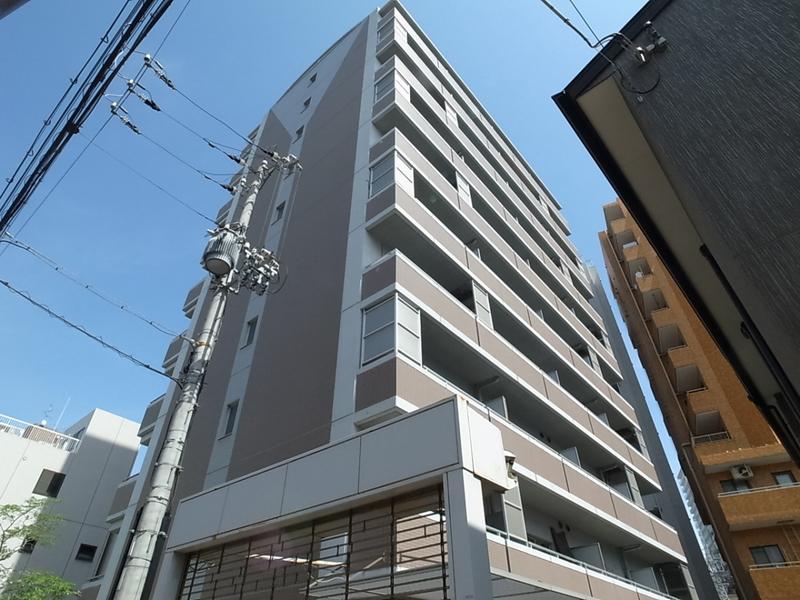 物件番号: 1025883834 ルミエールダイドー  神戸市中央区北長狭通7丁目 2K マンション 外観画像