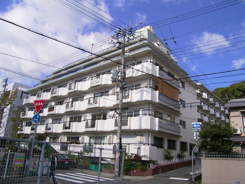 物件番号: 1025800046 北野町アーバンライフ  神戸市中央区北野町2丁目 2DK マンション 外観画像