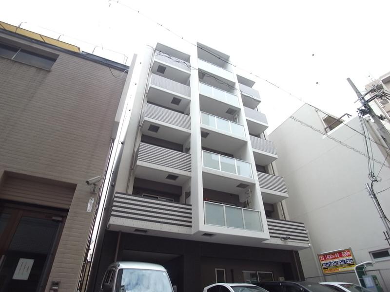 物件番号: 1025883224 ARPEGGIO三宮  神戸市中央区琴ノ緒町4丁目 1R マンション 外観画像
