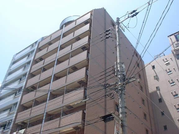 プレサンス神戸駅前 205の外観