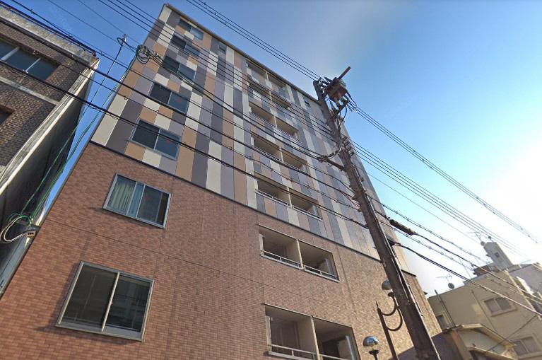 物件番号: 1025882665 SDグランツ神戸西元町  神戸市中央区北長狭通7丁目 1LDK マンション 外観画像