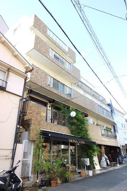 物件番号: 1025881490 ラ・クルー北野ハンター坂  神戸市中央区山本通2丁目 3LDK マンション 外観画像