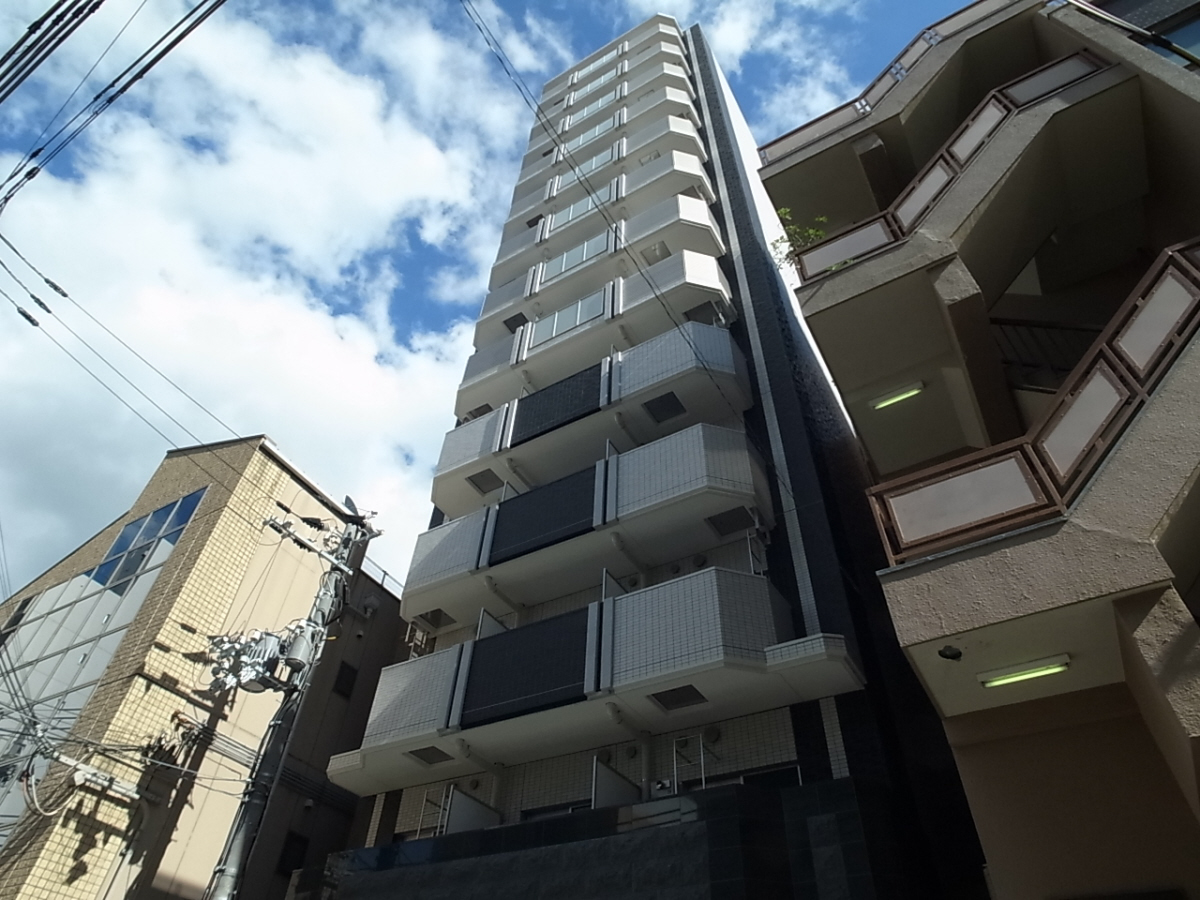 物件番号: 1025883691 ララプレイス ザ・神戸シルフ  神戸市中央区中町通4丁目 1K マンション 外観画像