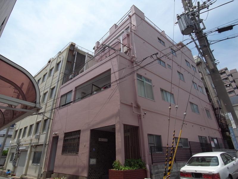 物件番号: 1025835094 花隈ローズハイツ  神戸市中央区花隈町 1R マンション 外観画像