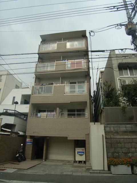 物件番号: 1025803729 KMコート  神戸市中央区下山手通8丁目 1LDK マンション 外観画像
