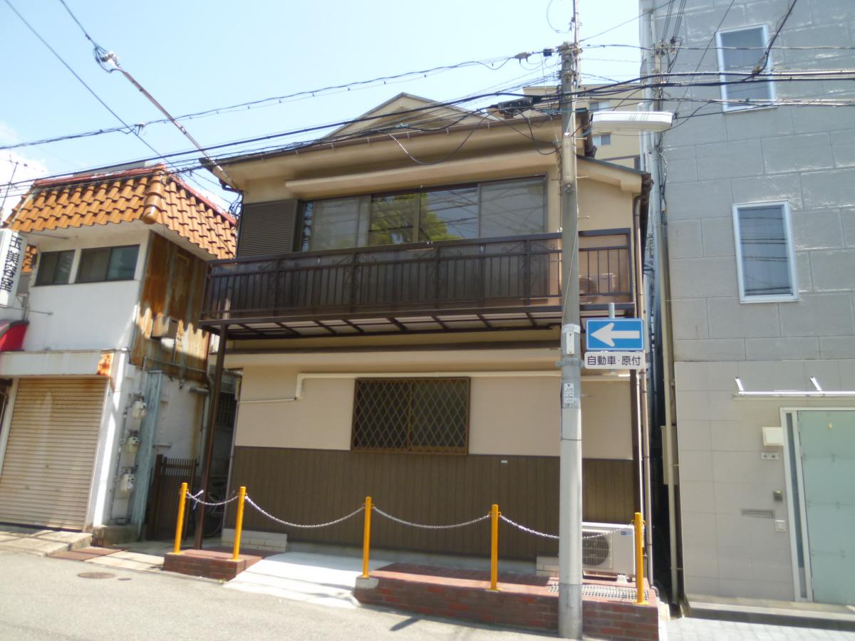 物件番号: 1025800293 ニュー宮西  神戸市中央区二宮町1丁目 1LDK アパート 外観画像