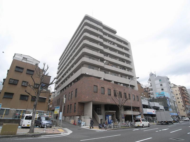 物件番号: 1025881567 カサベラ花隈  神戸市中央区北長狭通6丁目 1LDK マンション 外観画像