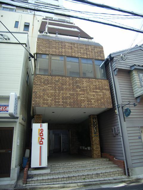物件番号: 1025870112 ファーストビル  神戸市中央区下山手通4丁目 1DK マンション 外観画像