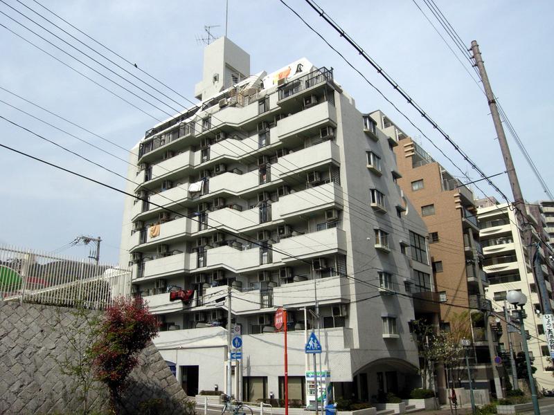 アルテハイム神戸・県庁前 302の外観