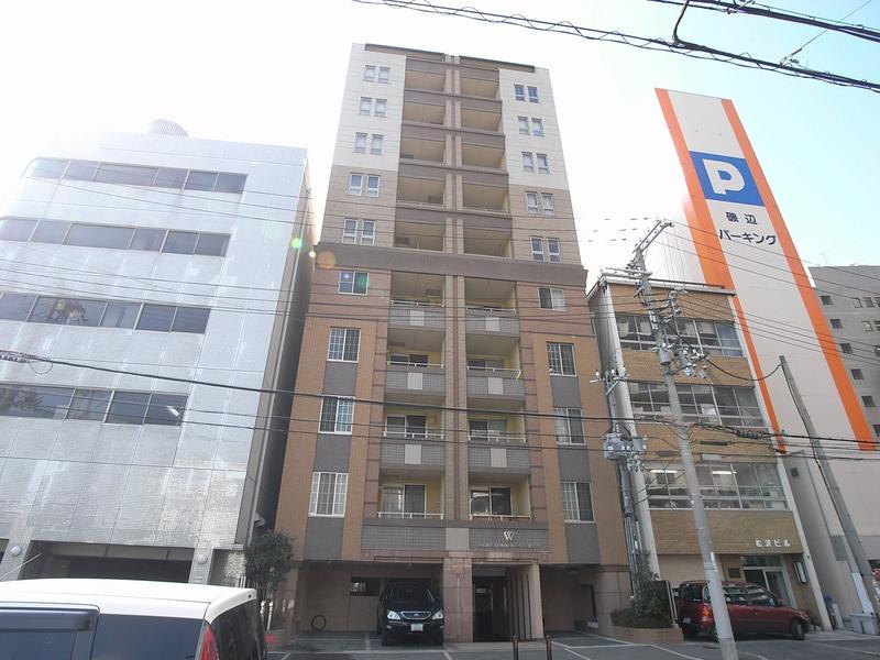 物件番号: 1025828794 ワコーレ三宮ランドマークシティ  神戸市中央区磯辺通2丁目 1R マンション 外観画像