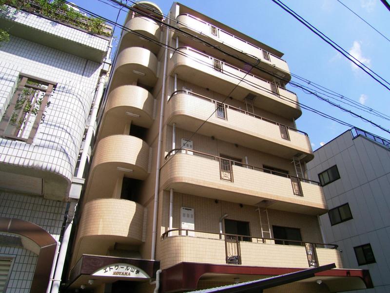 物件番号: 1025881708 エトワール山手KOYAMA  神戸市中央区加納町3丁目 1R マンション 外観画像