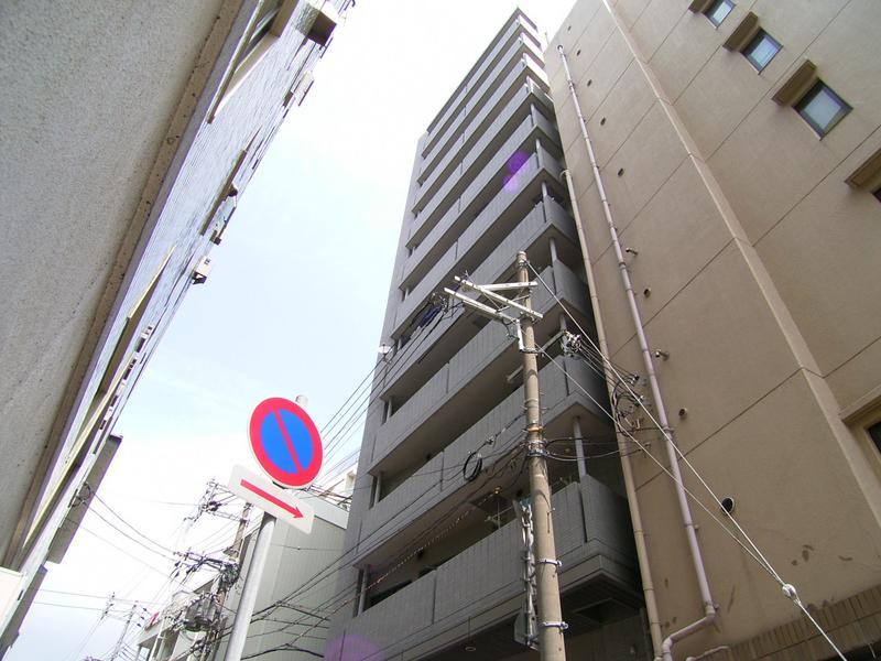 物件番号: 1025860166 カーサ神戸下山手  神戸市中央区下山手通3丁目 1K マンション 外観画像