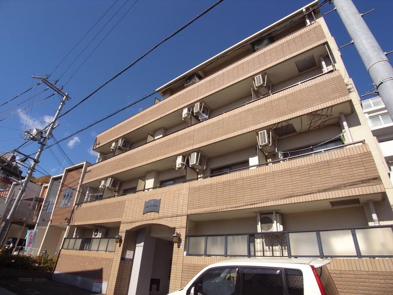 物件番号: 1025824617 ソル・デ・アブエラ  神戸市中央区山本通4丁目 2K マンション 外観画像