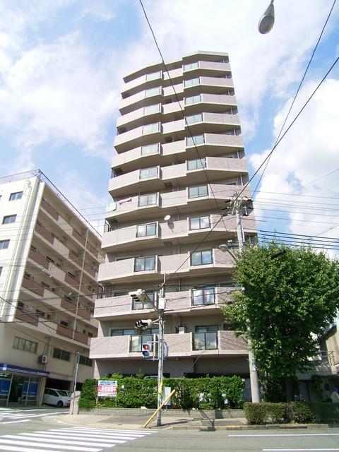 物件番号: 1025866907 エテルノ神戸  神戸市中央区国香通3丁目 2SLDK マンション 外観画像