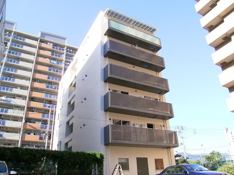 物件番号: 1025804584 チェメント  神戸市中央区御幸通2丁目 1K マンション 外観画像