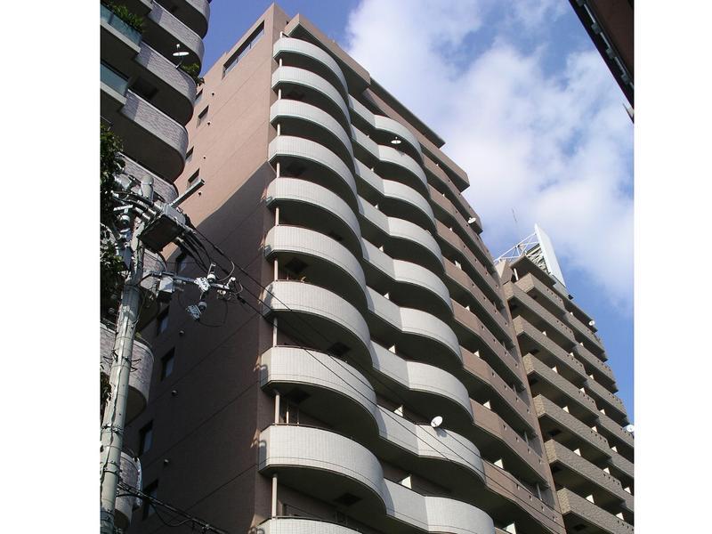 物件番号: 1025827805 ベルレコルテ浜辺  神戸市中央区浜辺通3丁目 3LDK マンション 外観画像