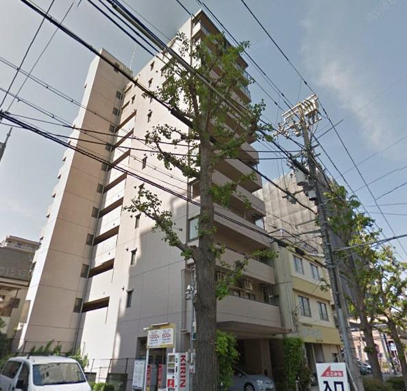 物件番号: 1025882857 ラ・フォルテ スエヨシ  神戸市中央区二宮町1丁目 2LDK マンション 外観画像