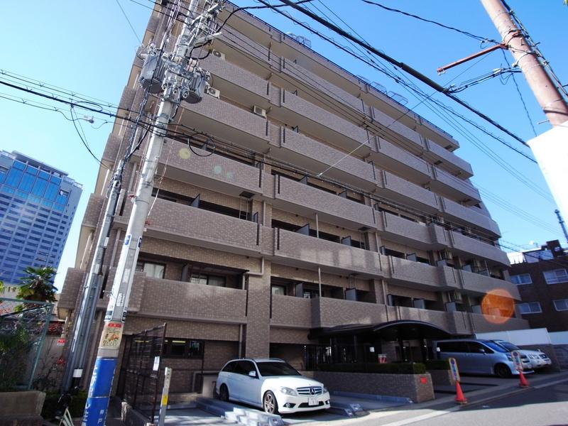 物件番号: 1025854856 リーガル神戸元町  神戸市中央区北長狭通4丁目 3LDK マンション 外観画像