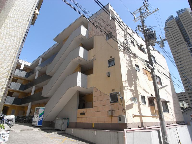 物件番号: 1025804842 三和マンション  神戸市中央区中山手通3丁目 1DK マンション 外観画像