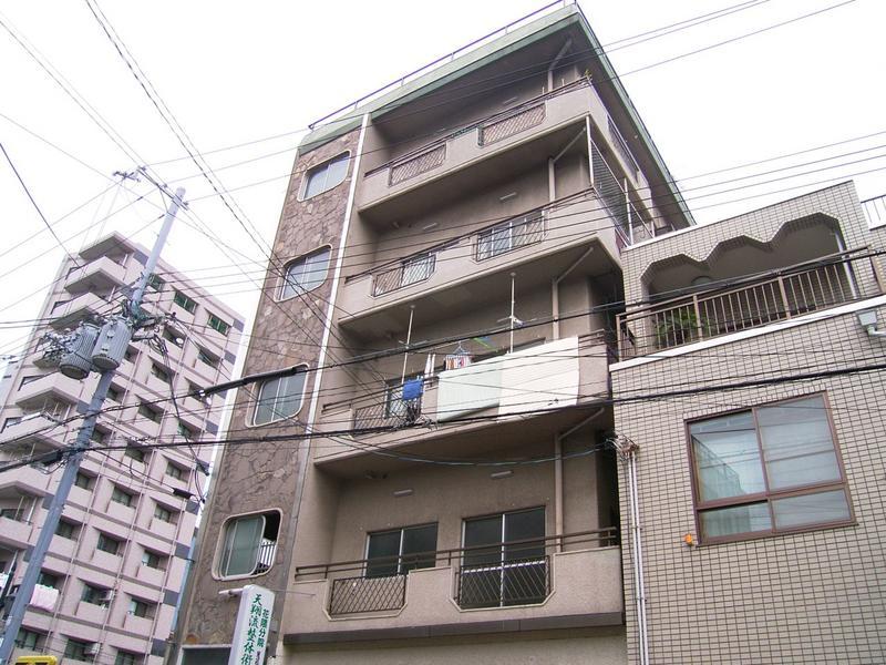 物件番号: 1025882007 メゾン神戸県庁前  神戸市中央区花隈町 1DK マンション 外観画像