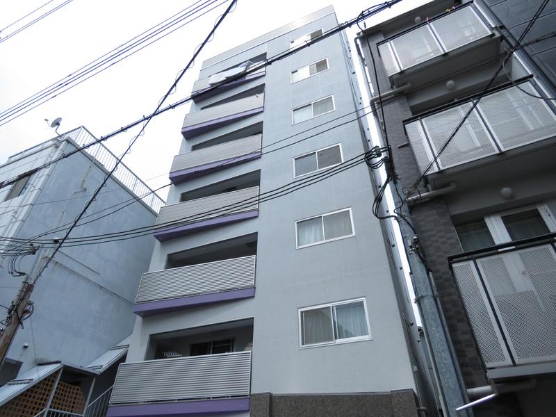 物件番号: 1025871443 アドモリモト花隈  神戸市中央区花隈町 1DK マンション 外観画像