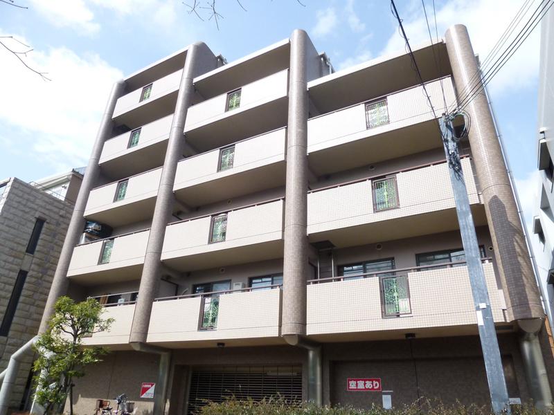 物件番号: 1025800361 ベルコート相楽園  神戸市中央区山本通5丁目 3LDK マンション 外観画像