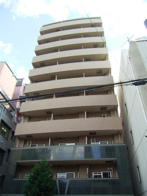 物件番号: 1025882090 アスヴェル神戸元町  神戸市中央区元町通3丁目 1K マンション 外観画像