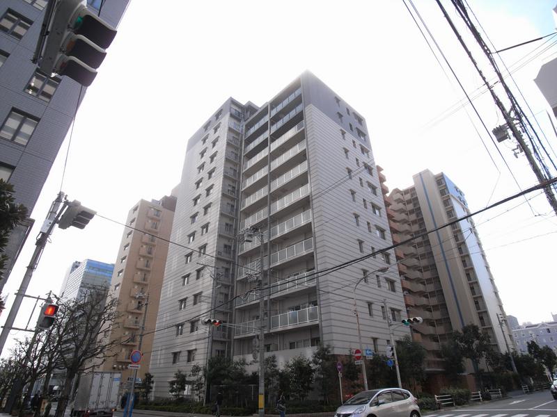 ルネ神戸磯上通 704の外観