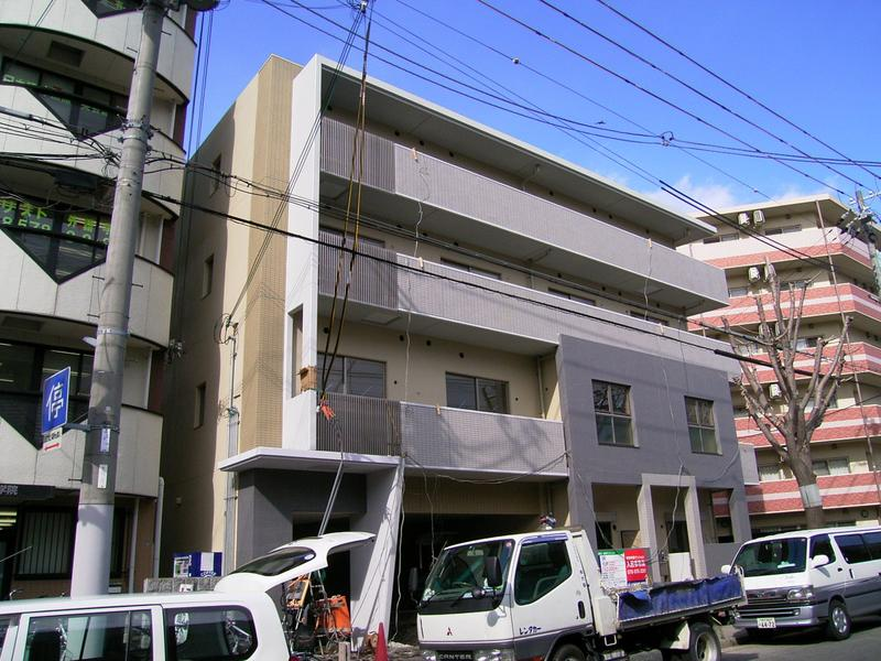 物件番号: 1025805421 ルミエール兵庫  神戸市兵庫区三川口町3丁目 1R マンション 外観画像