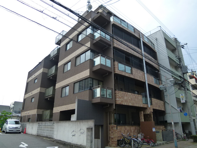 物件番号: 1025805751 セーシールコート  神戸市中央区中山手通4丁目 1R マンション 外観画像