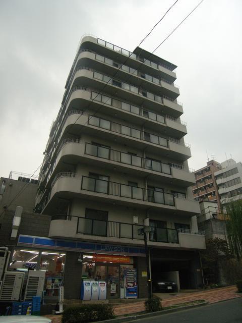 物件番号: 1025860652 ケンコーハイツ  神戸市中央区花隈町 2K マンション 外観画像