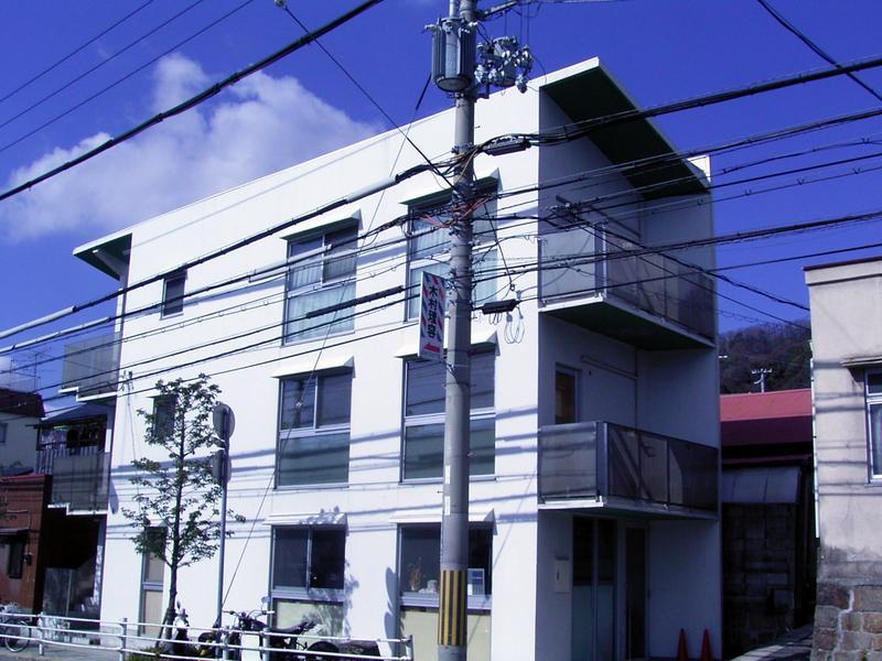 物件番号: 1025805888 ピソ・楠谷  神戸市兵庫区楠谷町 1R マンション 外観画像