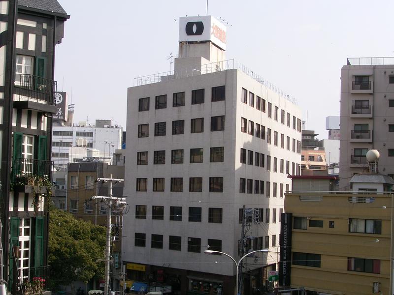物件番号: 1025837178 神戸山下ビル  神戸市中央区中山手通1丁目 1LDK マンション 外観画像