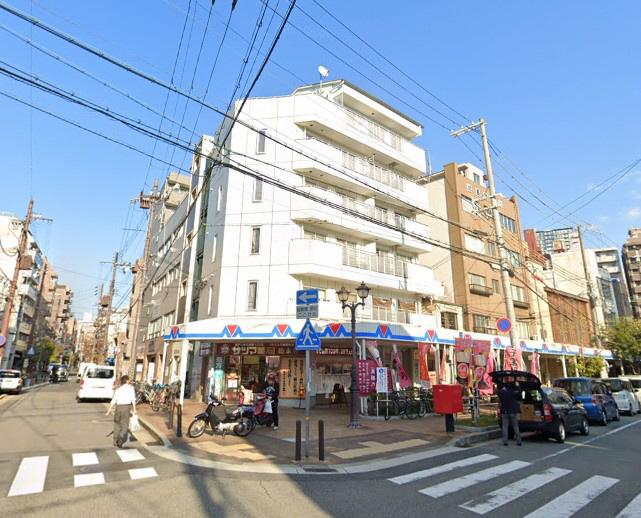 物件番号: 1025883824 アベイル21  神戸市中央区北長狭通7丁目 2DK マンション 外観画像