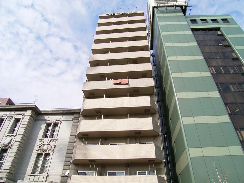 物件番号: 1025822646 サンコーガルフタワー  神戸市中央区海岸通3丁目 1K マンション 外観画像