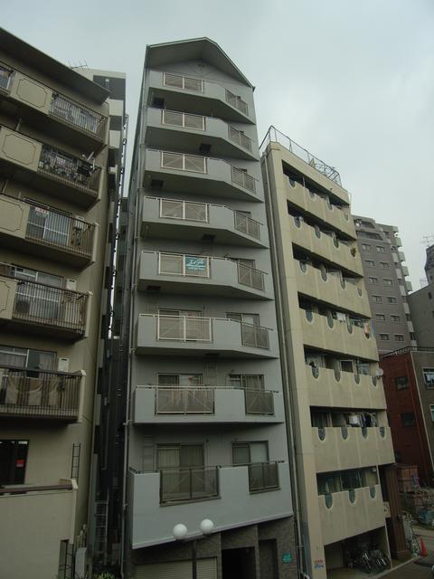 物件番号: 1025812992 グランシャリオ山手田邉  神戸市中央区下山手通6丁目 2DK マンション 外観画像