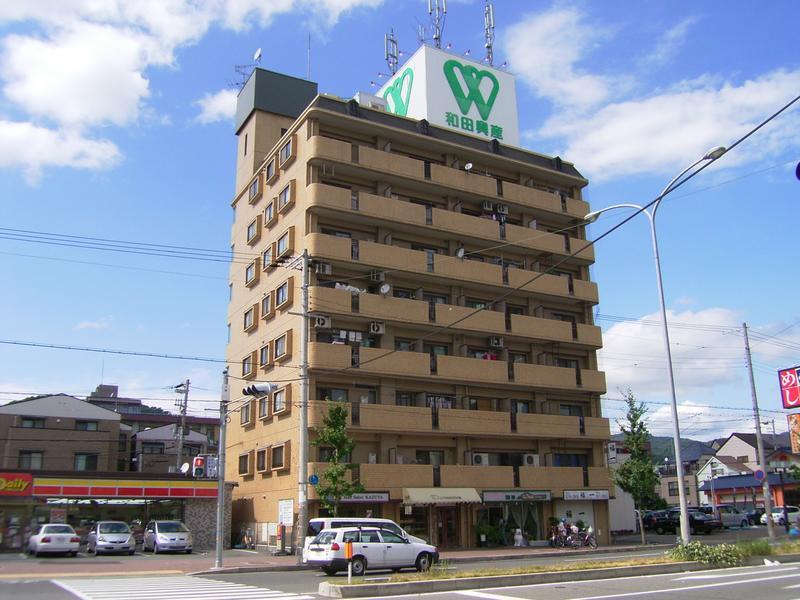 物件番号: 1025825547 ワコーレ上沢  神戸市兵庫区上沢通6丁目 2DK マンション 外観画像