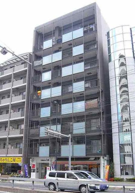 物件番号: 1025810588 WOB ROKKOHMICHI  神戸市灘区友田町3丁目 1LDK マンション 外観画像