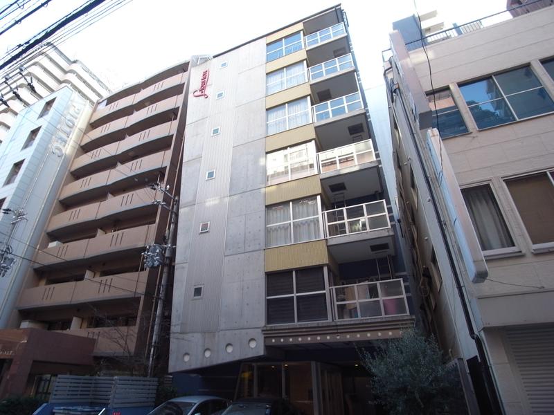 物件番号: 1025806400 L。TOAST KOBE  神戸市中央区御幸通3丁目 1LDK マンション 外観画像