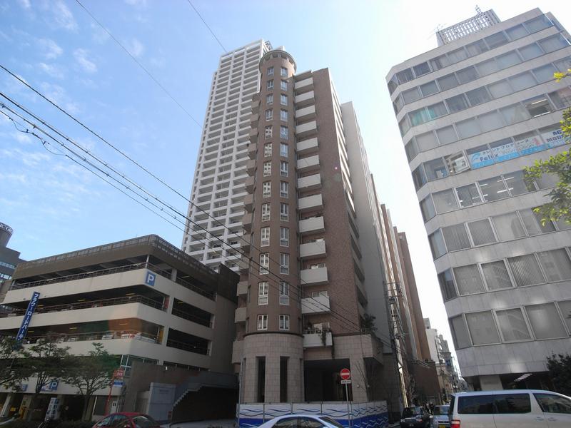 アパタワーズ神戸三宮 413の外観
