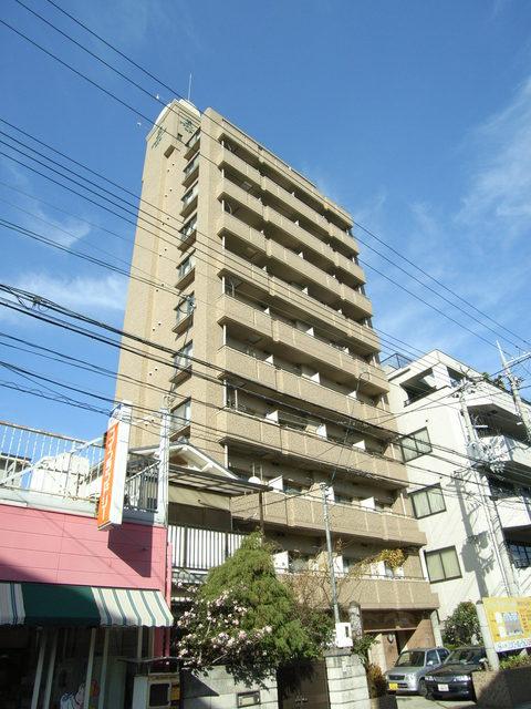 ワコーレプラティーク神戸深江駅前 801の外観