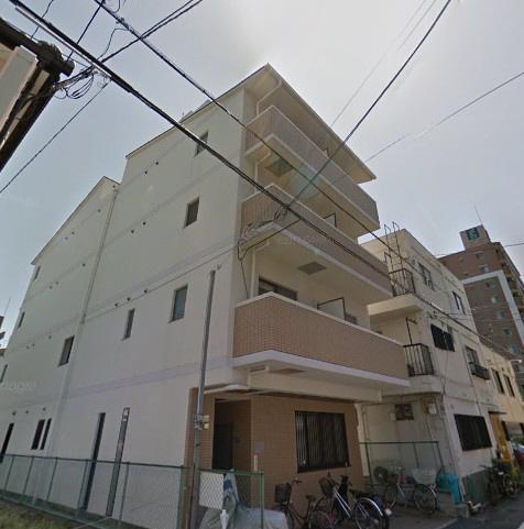 物件番号: 1025883291 藤橋マンション  神戸市兵庫区羽坂通2丁目 1K マンション 外観画像
