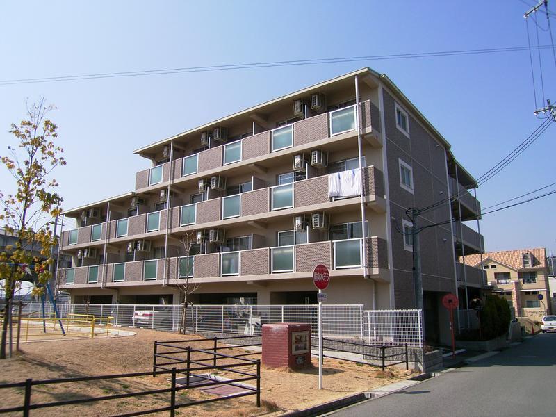 物件番号: 1025859399 アートプラザ神戸西  神戸市西区前開南町2丁目 1K マンション 外観画像