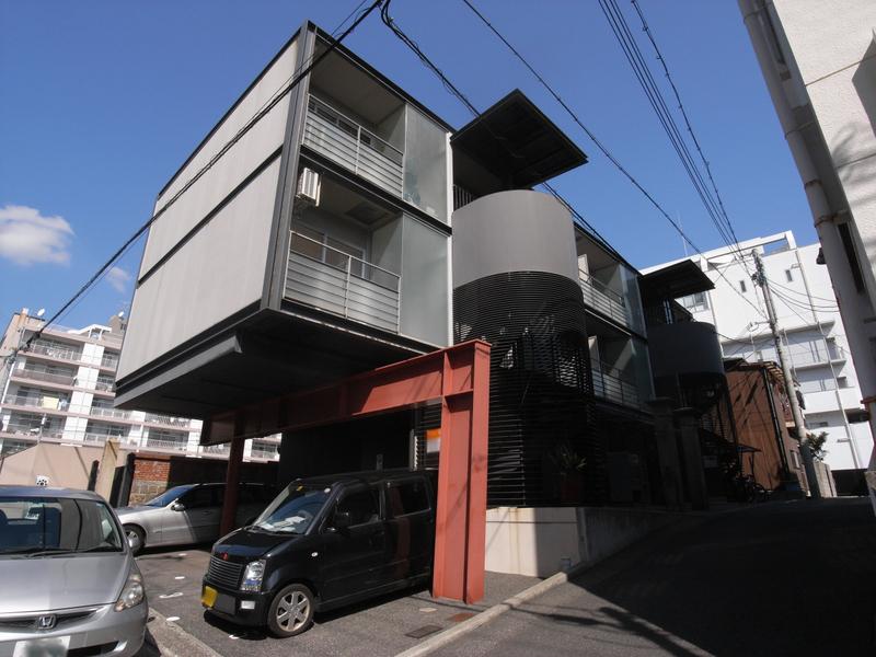 物件番号: 1025835042 G-BLOCK  神戸市中央区下山手通8丁目 1LDK マンション 外観画像