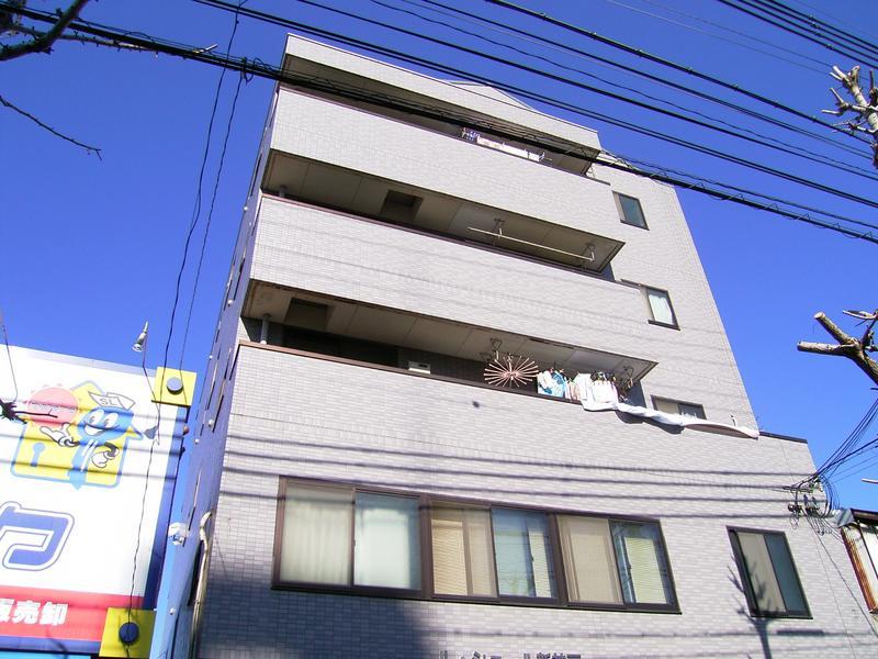 ル・シェール新神戸 201の外観