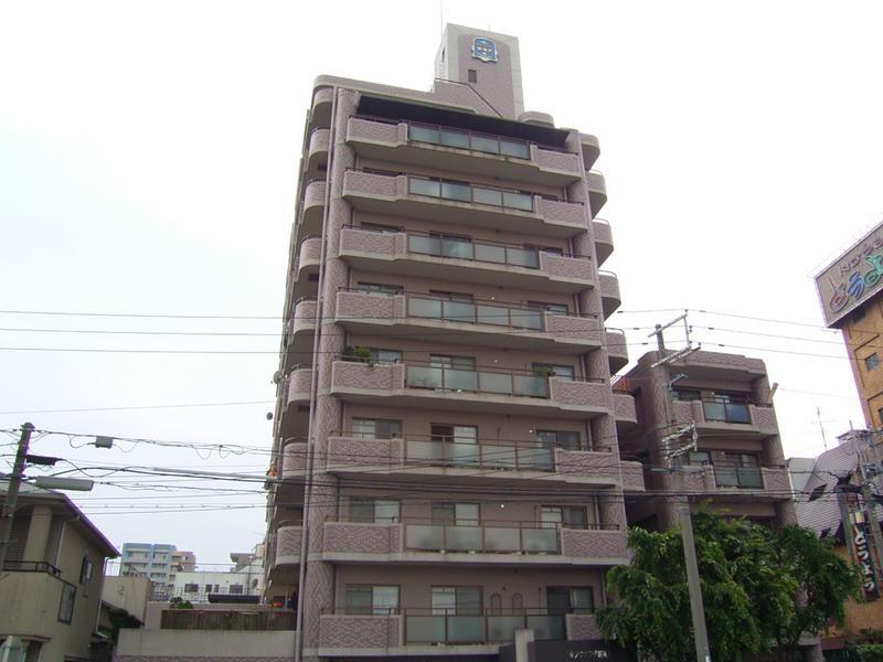 サンワプラザ新神戸 4Fの外観