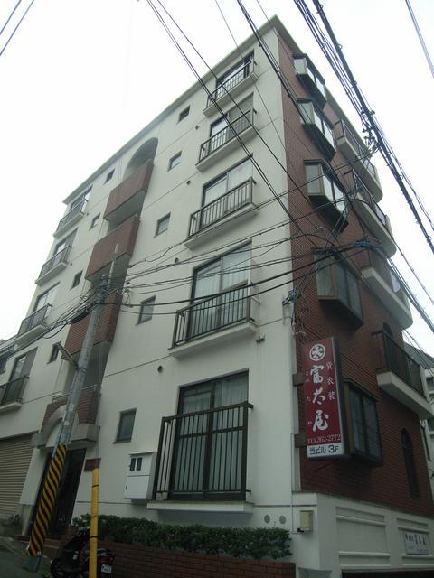 物件番号: 1025825549 ポールドエスカール  神戸市中央区花隈町 1LDK マンション 外観画像
