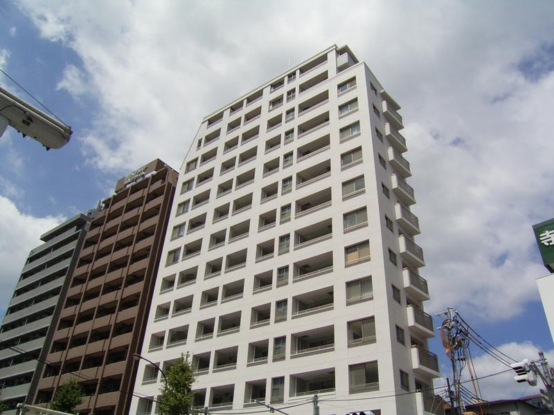 物件番号: 1025810593 サムティ三宮レガニール  神戸市中央区雲井通3丁目 1DK マンション 外観画像
