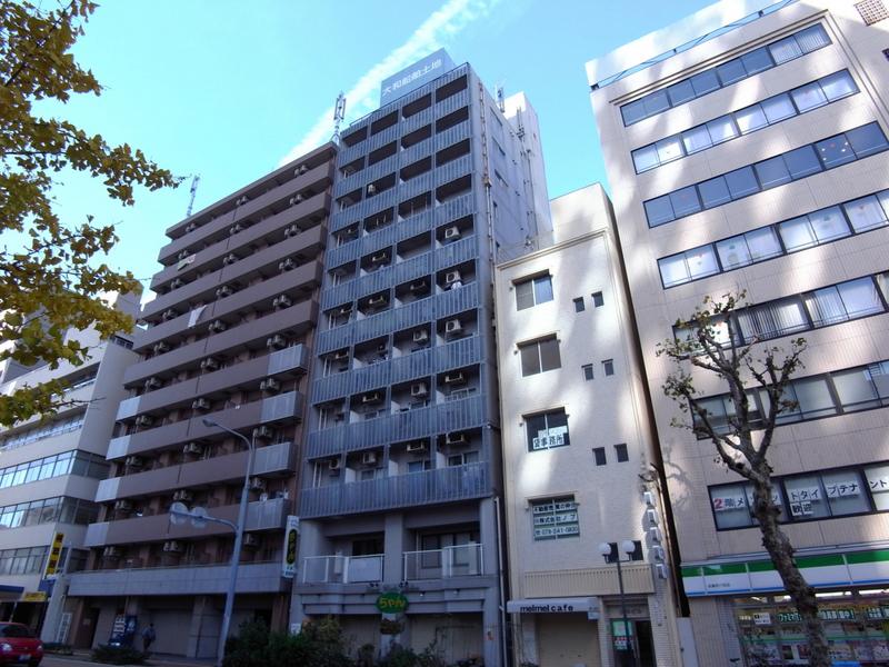 物件番号: 1025805482 ラ・ルミエール山手  神戸市中央区下山手通5丁目 1LDK マンション 外観画像