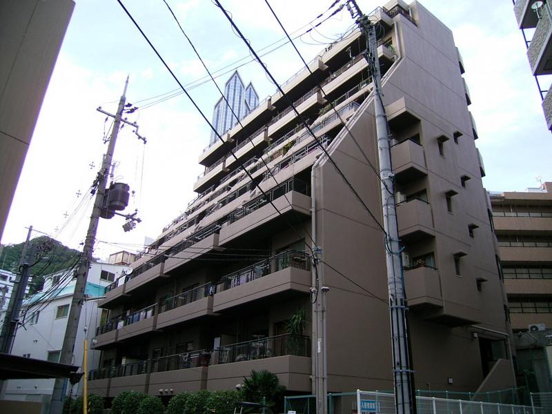 朝日プラザ新神戸 103の外観